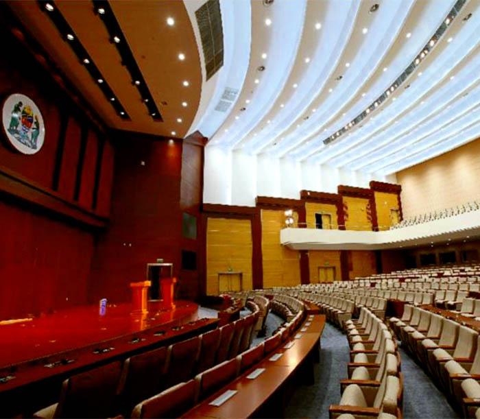 【坦桑尼亚】尼雷尔国际会议中心