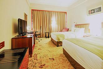 【郑州】HOLIDAY INN 中州假日酒店