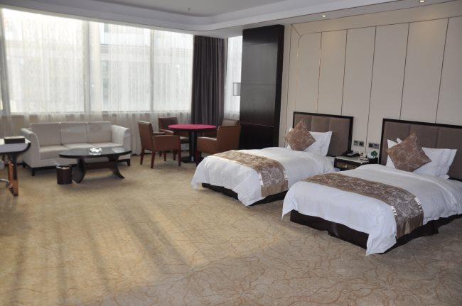 兰州长江大酒店
