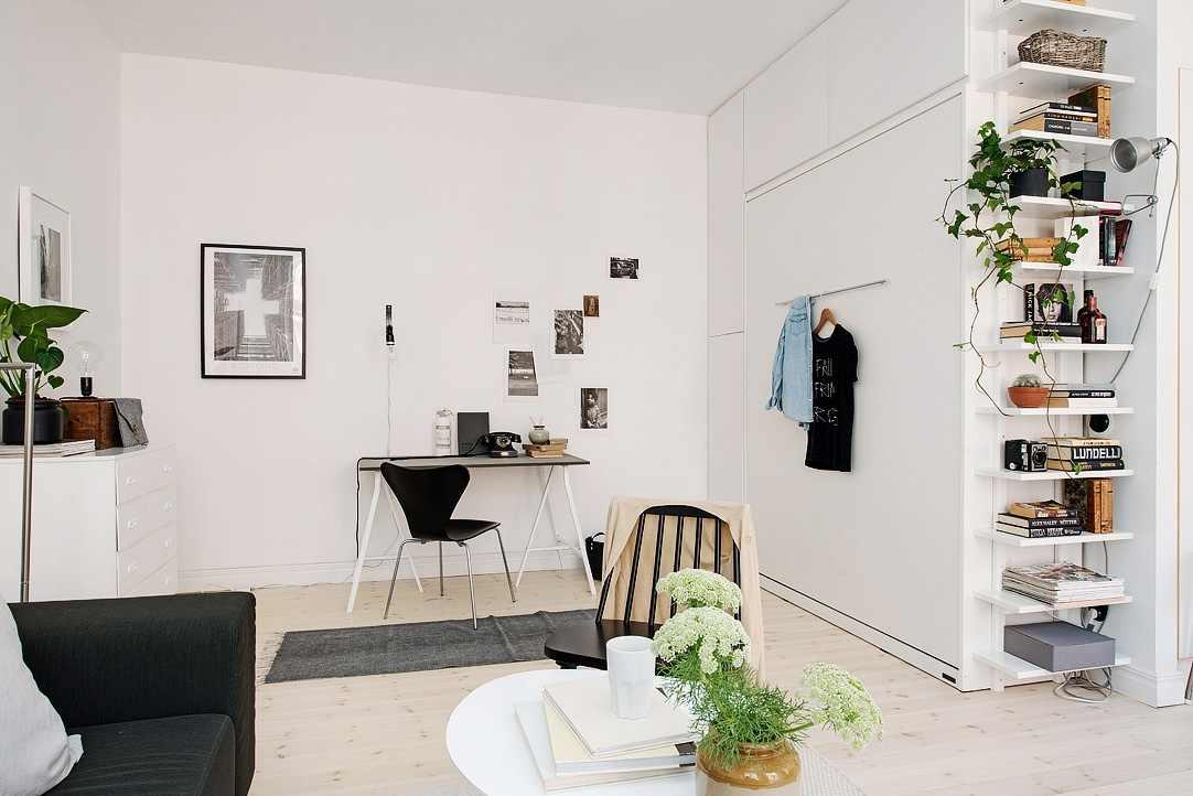 【瑞典哥德堡】北欧风白色公寓设计